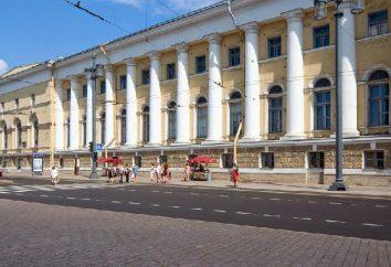 San Pietroburgo. Museo Zoologico. La storia della creazione. Mostre. orari di apertura