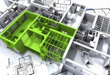 Programm der Möbel und Innenraumgestaltung. Interior Design in 3D