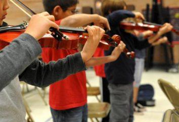 Nauczanie dzieci do muzyki pomaga rozwijać nowe połączenia w mózgu