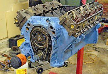 Le terrible moteur réparations majeures?