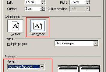 """Jak obrócić stronę w """"Słowie"""", 2003, 2007 i 2010?"""