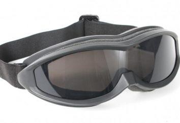 Was sind taktische Gläser? Welche Firma kaufen taktische Brille: eine Überprüfung der Hersteller