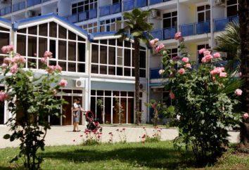 Hoteles Sujumi, Abjasia: una visión general, descripción de los dormitorios y las revisiones