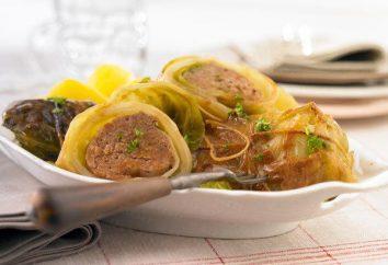 Gołąbki z mięsem i ryżem: klasyczny przepis i chude