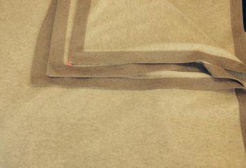 Camel Decke: Größe, Preis. Bewertungen von Herstellern