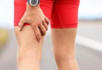 Schmerzen im Bein geben dem Gesäß: wie zu behandeln?