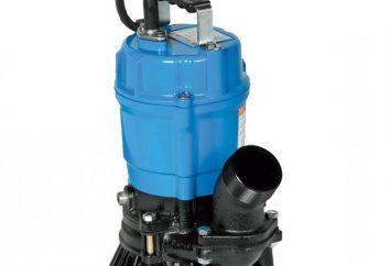 Pompe per acque reflue in appartamento. selezione tipi e caratteristiche