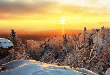 Montagne Kosvinsky Kamen: Description de