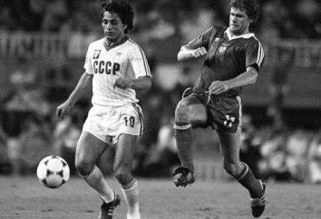 Khoren Oganesyan: tutti i più interessanti per la leggenda del calcio sovietico e l'orgoglio nazionale di Armenia