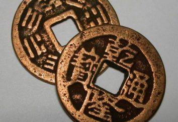 Chińska moneta – specjalny stosunek do kolekcjonera