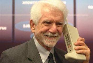 Kiedy pierwszy telefon z ekranem dotykowym?