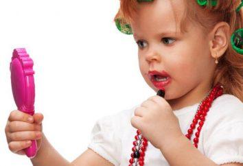 ¿Necesitamos cosméticos de niños?