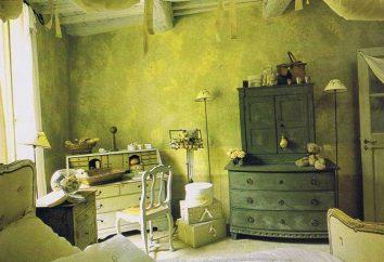 Perfektes Buffet im Stil der Provence