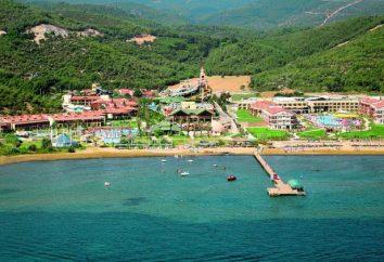 Aqua Fantasy Aquapark Hotel & Spa 5 * en Kusadasi (Turquía): descripción, el ocio y comentarios