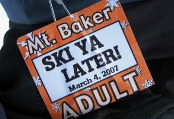 Um passe de esqui é o quê? Passe de esqui nas estâncias de esqui