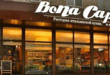 Bona Capona (ristorante Moskovsky Avenue): foto e recensioni