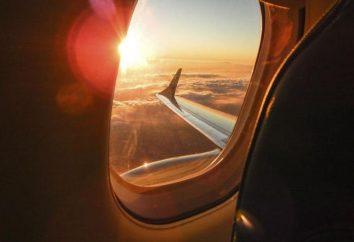 Pourquoi ai-je besoin de la fenêtre de l'avion?