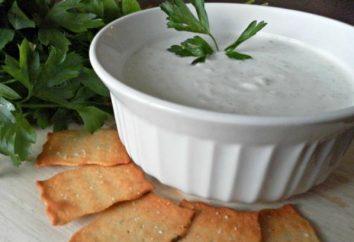 cucina greca tradizione culinaria. salsa cacik: ricetta