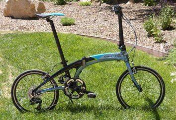 Dahon składane rowery: opinie, ceny