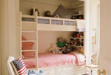 Pokój dla dzieci różnej płci: zdjęcie i opcji projektowych