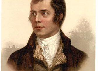 Robert Burns: biografia, piosenki, wiersze, zdjęcia