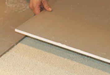 """Jak położyć podłogi """"Knauf"""", elementy podłogowe"""