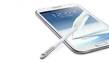 """Ciekawe modele """"Samsung"""": krótki opis"""