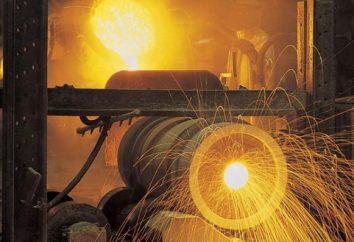 coulée centrifuge – Procédé d'obtention d'ébauches précises