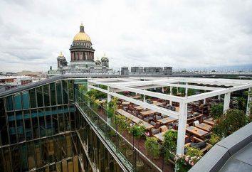 """Restauracja """"Mansard"""" w Sankt Petersburgu: recenzje i zdjęcia"""