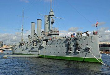 """Gdzie jest krążownik """"Aurora"""" – tam jest historia"""