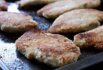 Lo que hay que cocinar la carne picada en el horno: dos opciones diferentes
