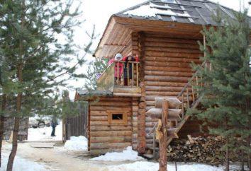 Centres de loisirs (Nizhniy Tagil) – reste dans le giron de la nature!
