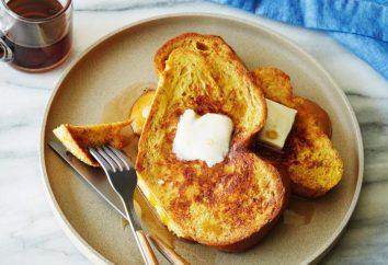 Słodki tosty. Przepis dla dzieci
