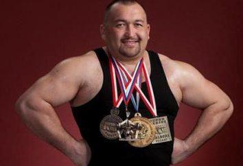 A pessoa mais forte da Rússia: nome, conquistas, história e fatos interessantes