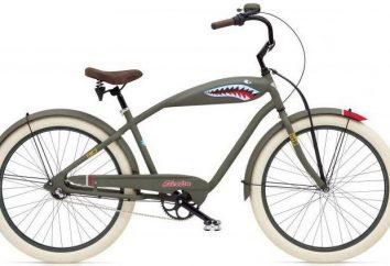 """""""Electra"""" (bicyclettes) – caractéristiques du transport"""
