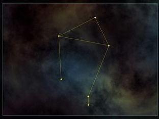 Zodiakalny konstelacji Libra