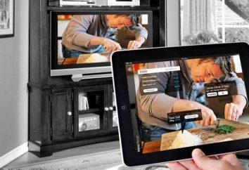 Mogę podłączyć tablet do telewizora i wyświetlać obraz na nim