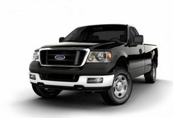 Pick-up « Ford » va faire face à toute tâche!