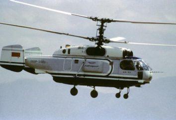 RA-32 (helikopter). Charakterystyka i zdjęcia