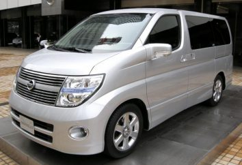Nissan Elgrand – King of minivanów