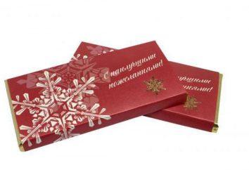 Chocolate com logótipo: o curso original para a formação de estilo da marca