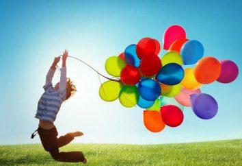 Ich will keinen gewöhnlichen Routine-Tag, aber wirklich positiv? Es ist einfach!
