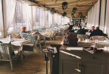 """Restauracja """"Larisuvannuhochu"""" w Petersburgu"""