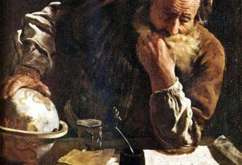 Biografía de Arquímedes. descubrimientos sobresalientes de Arquímedes