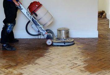 Szlifowanie podłogi. Szlifowanie betonu podłogi: cenę
