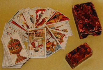 Arcana Tarocchi: il valore. Court (Taro): classificazioni, una combinazione di carte