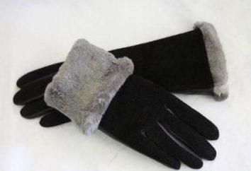 Comment coudre des gants à votre goût – il est difficile, mais possible