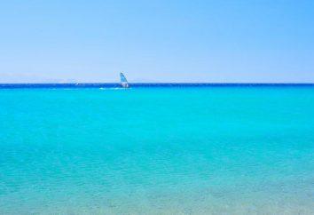 Temperatura w Grecji we wrześniu. rekreacyjnych pogoda