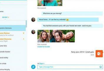"""Jak usunąć kontakt """"Skype"""" dla wszystkich"""