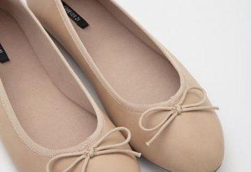 De quoi porter ballerines beiges: les tendances de la mode, des combinaisons intéressantes et recommandations des professionnels